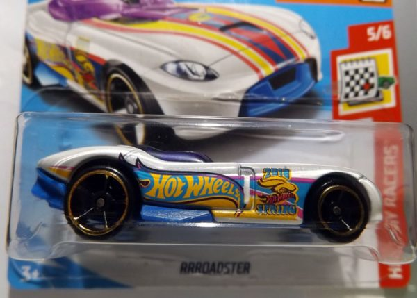 COCHE NUEVO HOT WHEELS A ESCALA APROXIMADA 1/64, TREASURE HUNT