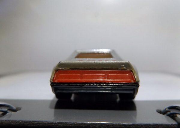 COCHE MATCHBOX MX-AMX-PRO-STOCKER DE 1983 A ESCALA 1/64. VISTA TRASERA.