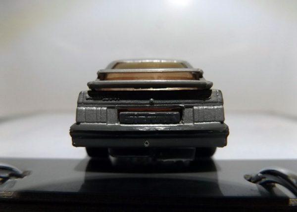 MATCHBOX FORD SIERRA XR4I 1983 MUY BIEN CONSERVADO A ESCALA APROXIMADA 1/64. VISTA TRASERA.